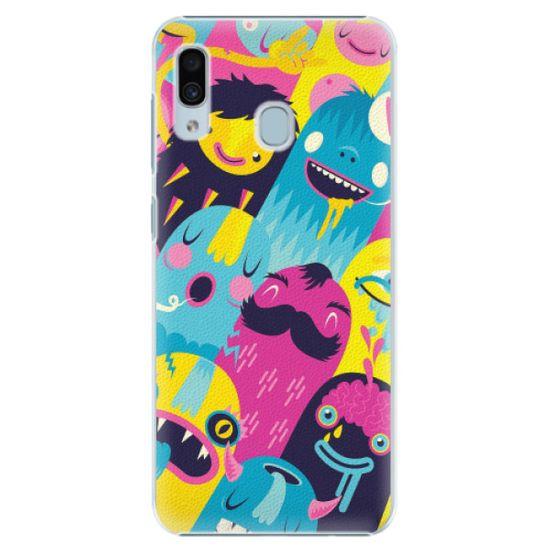 iSaprio Plastikowa obudowa - Monsters na Samsung Galaxy A30