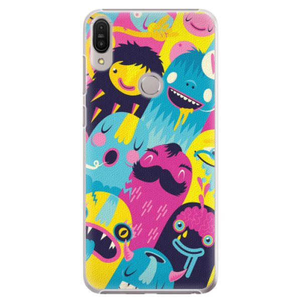 iSaprio Plastový kryt - Monsters pro Asus Zenfone Max Pro ZB602KL