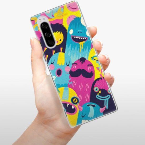 iSaprio Plastikowa obudowa - Monsters na Sony Xperia 5