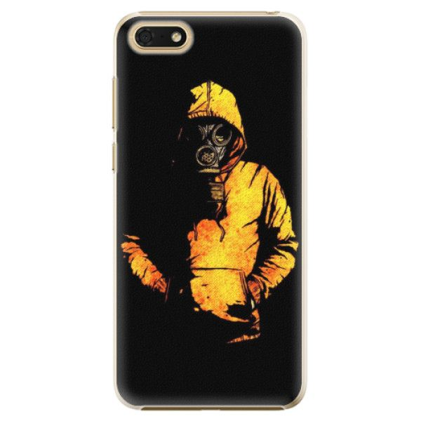 iSaprio Plastový kryt - Chemical pro Honor 7S