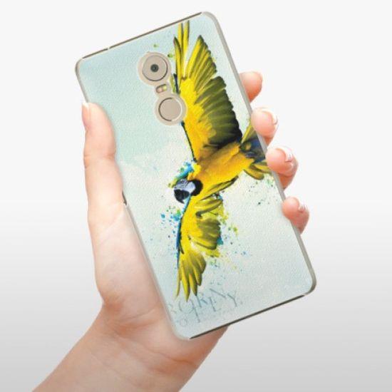 iSaprio Born to Fly műanyag tok Lenovo K6 Note