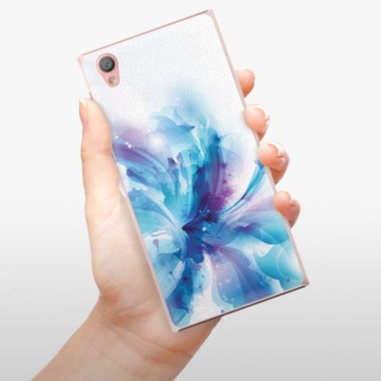 iSaprio Plastikowa obudowa - Abstract Flower na Sony Xperia L1