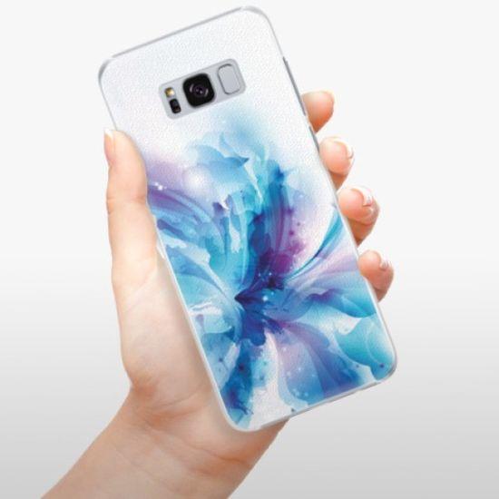 iSaprio Plastikowa obudowa - Abstract Flower na Samsung Galaxy S8 Plus