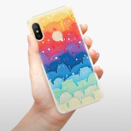 iSaprio Plastikowa obudowa - Cats World na Xiaomi Mi A2 Lite