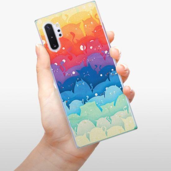 iSaprio Plastikowa obudowa - Cats World na Samsung Galaxy Note 10+