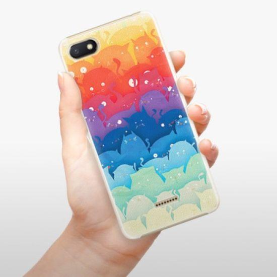 iSaprio Plastikowa obudowa - Cats World na Xiaomi Redmi 6A