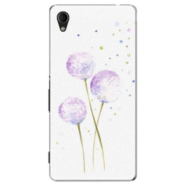 iSaprio Plastový kryt - Dandelion pro Sony Xperia M4 Aqua