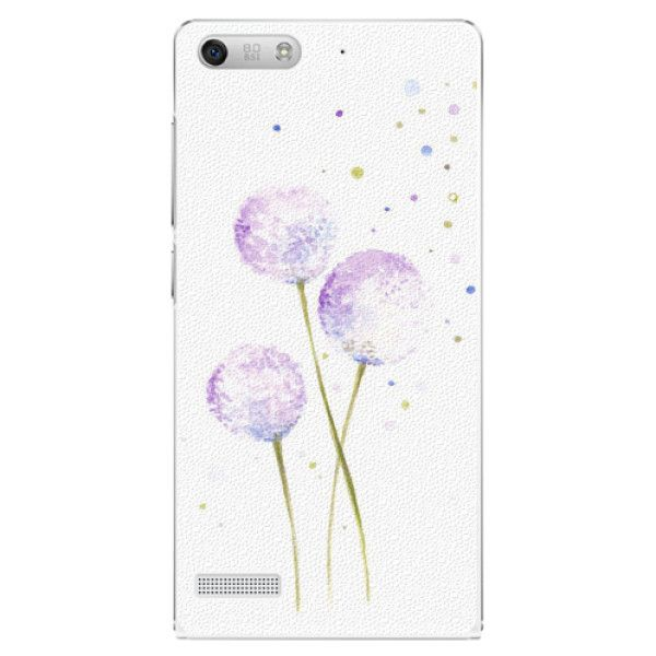 iSaprio Plastový kryt - Dandelion pro Huawei Ascend G6