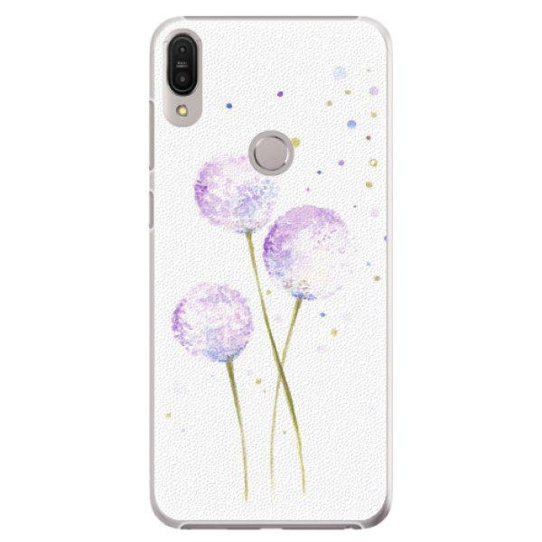 iSaprio Plastový kryt - Dandelion pro Asus Zenfone Max Pro ZB602KL