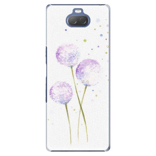 iSaprio Plastový kryt - Dandelion pro Sony Xperia 10