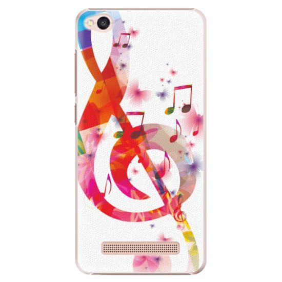 iSaprio Plastikowa obudowa - Love Music na Xiaomi Redmi 4A