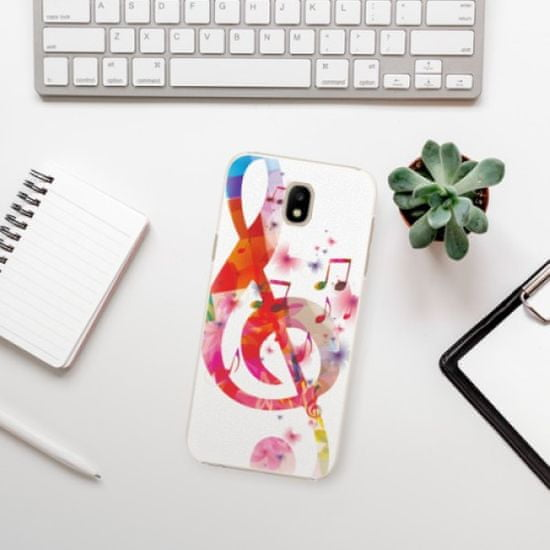 iSaprio Plastikowa obudowa - Love Music na Samsung Galaxy J5 2017