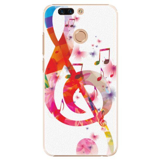 iSaprio Plastikowa obudowa - Love Music na Huawei Honor 8 Pro