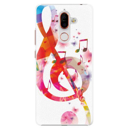 iSaprio Plastikowa obudowa - Love Music na Nokia 7 Plus