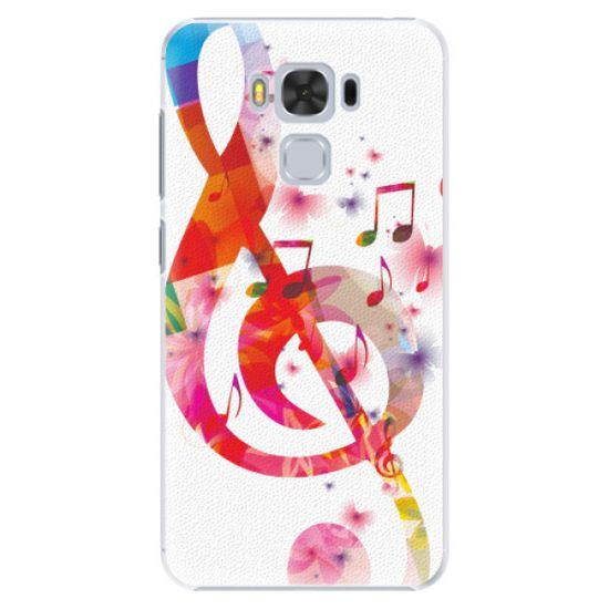 iSaprio Plastikowa obudowa - Love Music na Asus ZenFone 3 Max ZC553KL