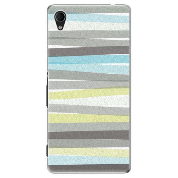 iSaprio Plastový kryt - Stripes pro Sony Xperia M4 Aqua