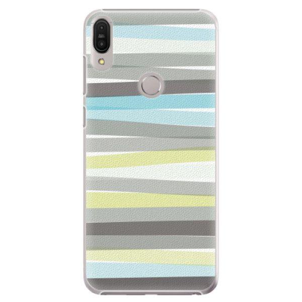 iSaprio Plastový kryt - Stripes pro Asus Zenfone Max Pro ZB602KL