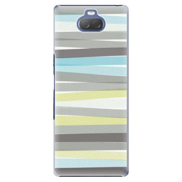 iSaprio Plastový kryt - Stripes pro Sony Xperia 10