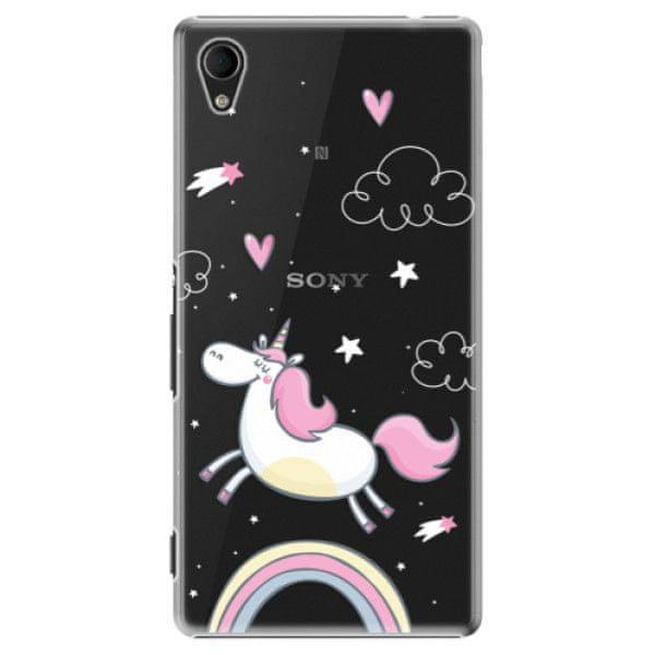 iSaprio Plastový kryt - Unicorn 01 pro Sony Xperia M4 Aqua