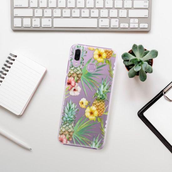 iSaprio Plastikowa obudowa - Pineapple Pattern 02 na Huawei Honor Play