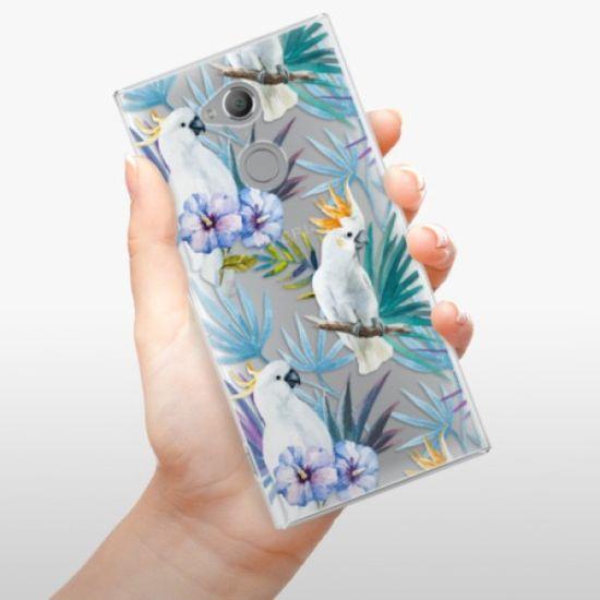 iSaprio Plastikowa obudowa - Parrot Pattern 01 na Sony Xperia XA2 Ultra
