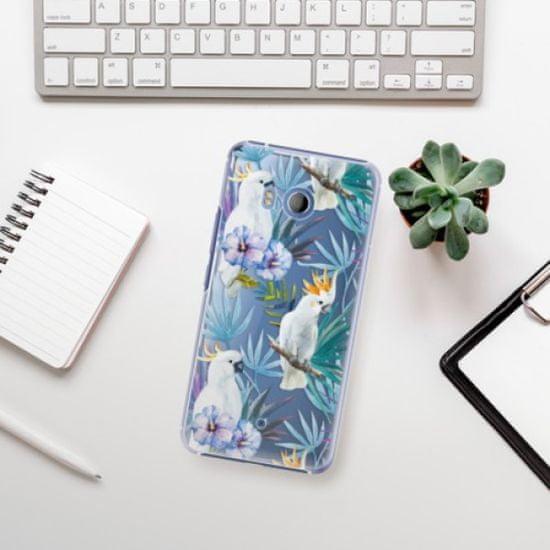 iSaprio Parrot Pattern 01 műanyag tok HTC U11