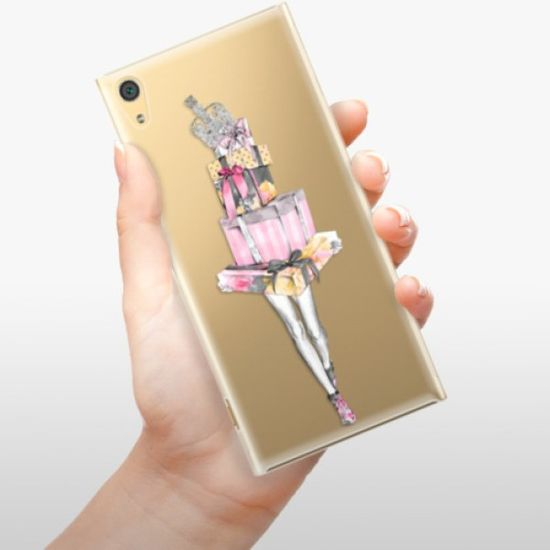 iSaprio Plastikowa obudowa - Queen of Shopping na Sony Xperia XA1 Ultra