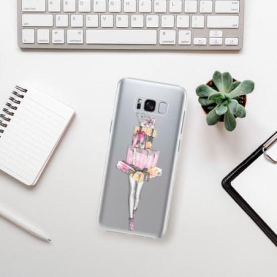 iSaprio Plastikowa obudowa - Queen of Shopping na Samsung Galaxy S8
