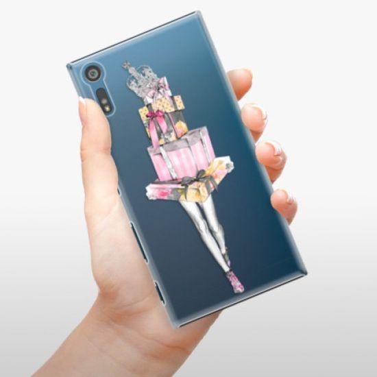 iSaprio Plastikowa obudowa - Queen of Shopping na Sony Xperia XZ
