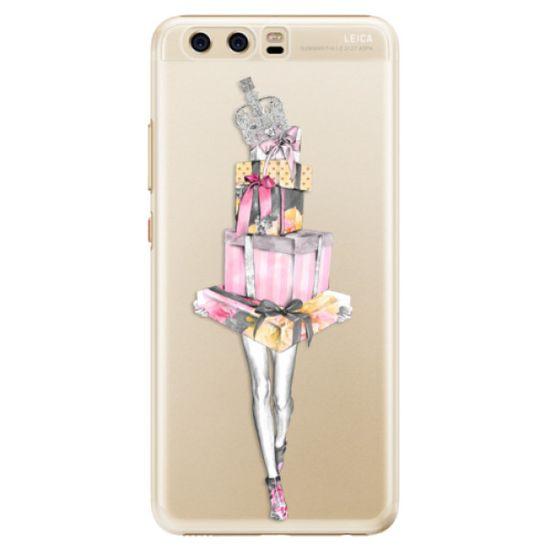 iSaprio Plastikowa obudowa - Queen of Shopping na Huawei P10
