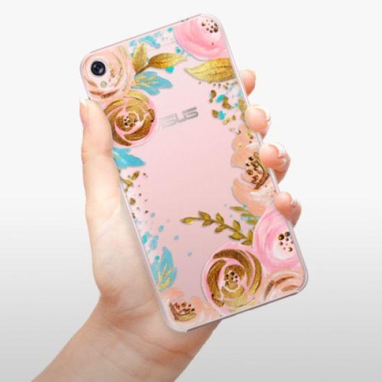 iSaprio Golden Youth műanyag tok Asus ZenFone Live ZB501KL