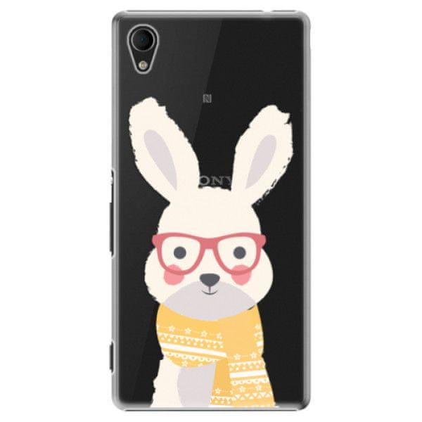 iSaprio Plastový kryt - Smart Rabbit pro Sony Xperia M4 Aqua