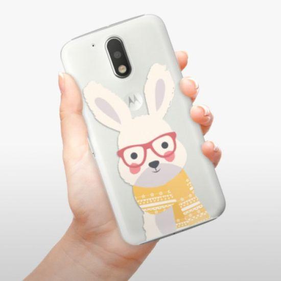iSaprio Smart Rabbit műanyag tok Lenovo Moto G4 / G4 Plus