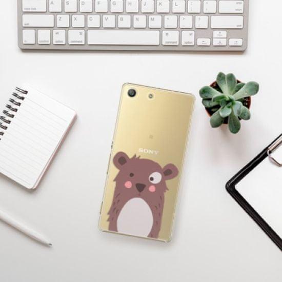 iSaprio Brown Bear műanyag tok Sony Xperia M5