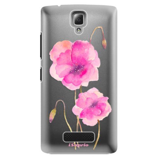 iSaprio Poppies 02 műanyag tok Lenovo A2010