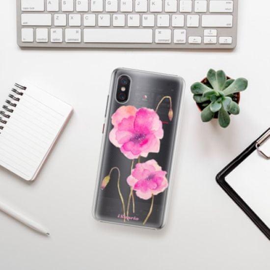 iSaprio Poppies 02 műanyag tok Xiaomi Mi 8 Pro