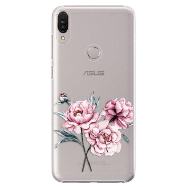 iSaprio Plastový kryt - Poeny pro Asus Zenfone Max Pro ZB602KL