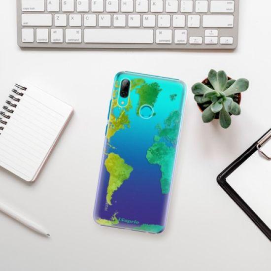 iSaprio Plastikowa obudowa - Cold Map na Huawei P Smart 2019