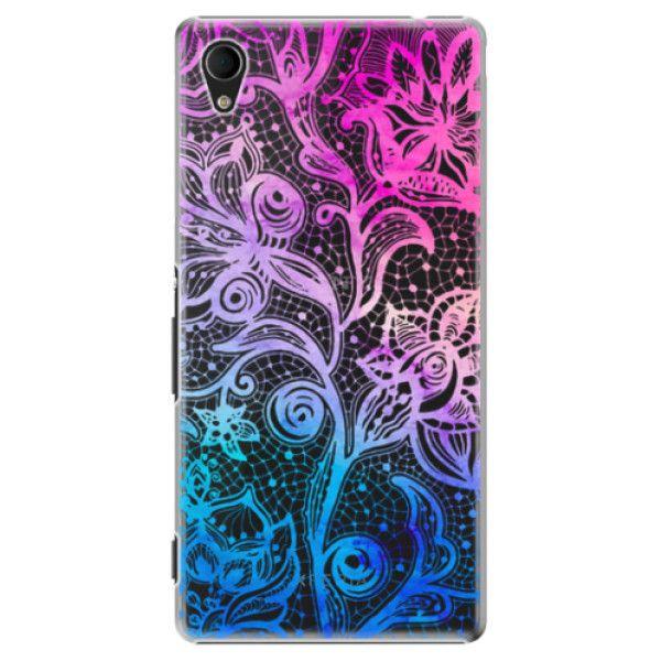 iSaprio Plastový kryt - Color Lace pro Sony Xperia M4 Aqua