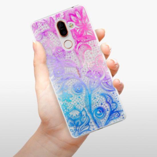 iSaprio Plastikowa obudowa - Color Lace na Nokia 7 Plus