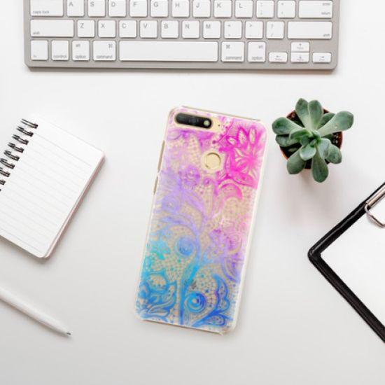 iSaprio Plastikowa obudowa - Color Lace na Huawei Y6 Prime 2018