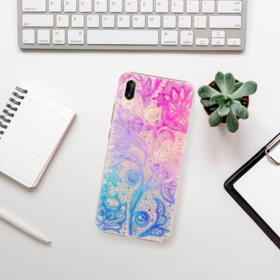 iSaprio Plastikowa obudowa - Color Lace na Huawei P20 Lite