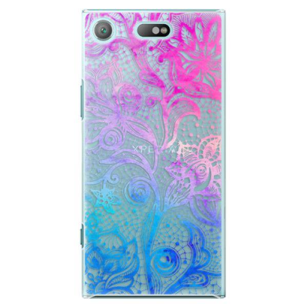 iSaprio Plastový kryt - Color Lace pro Sony Xperia XZ1 Compact