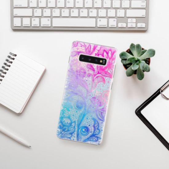 iSaprio Plastikowa obudowa - Color Lace na Samsung Galaxy S10+