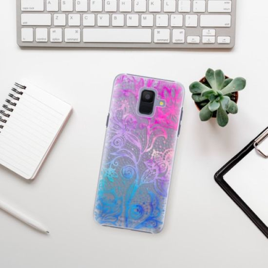iSaprio Plastikowa obudowa - Color Lace na Samsung Galaxy A6