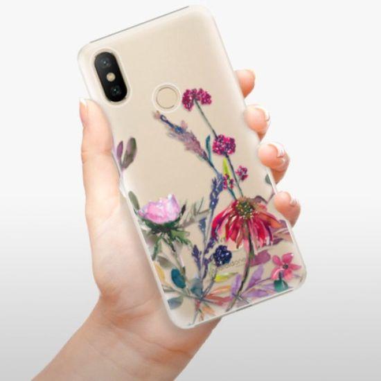 iSaprio Herbs 02 műanyag tok Xiaomi Mi A2