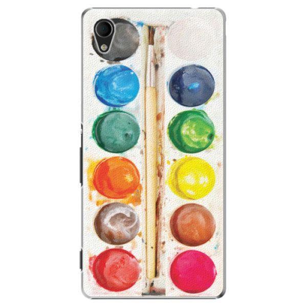iSaprio Plastový kryt - Watercolors pro Sony Xperia M4 Aqua