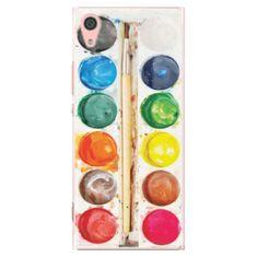 iSaprio Plastový kryt - Watercolors pro Sony Xperia XA1