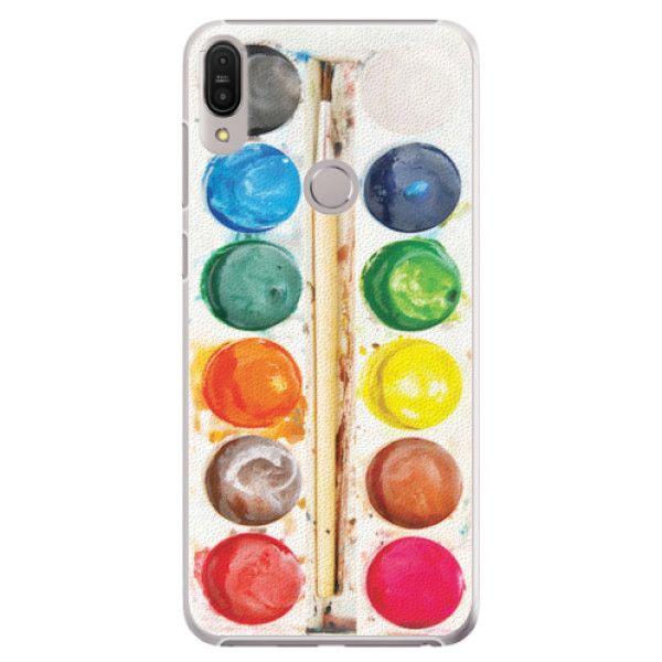 iSaprio Plastový kryt - Watercolors pro Asus Zenfone Max Pro ZB602KL