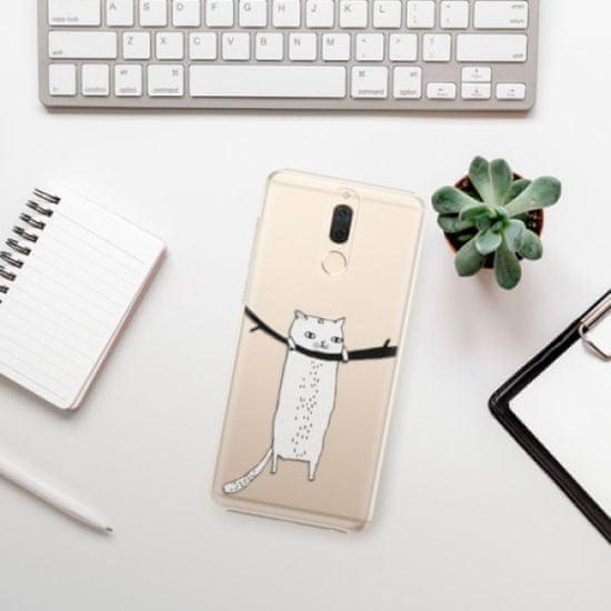 iSaprio Plastikowa obudowa - Hang in there na Huawei Mate 10 Lite